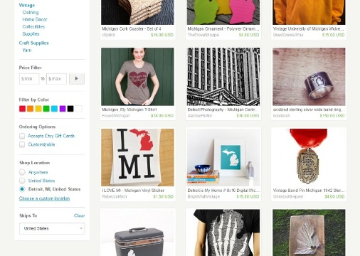 How To Shop Local On Etsy